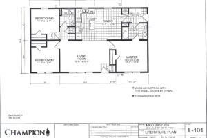 ED01 Floor Plan